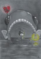 Jaws by Tifaerith