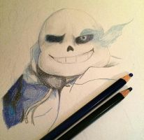 Sans by Luis-the-wolf