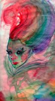 Whorific Clown Fashoon by AmourFonce