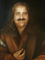 Ron Jeremy,  Renaissance Man by tong66