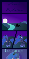 Luna's Reflection by CandySweets90240