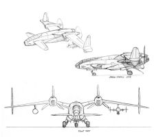 Bomber design for game 01 by Baron-Engel