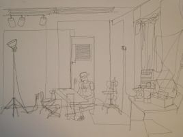Drawing Room by saabe