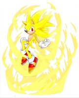 Super Sonic by AIBryce