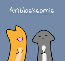 Artbockcomic: Cover by Igneous-Dragon