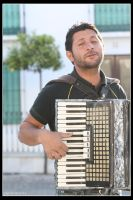 Street Music 3 by Globaludodesign