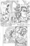 Worlds' Finest #27 page 3 pencils by Jebriodo