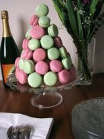 Macaron Tower by SkuttyWan