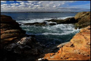 Rhode Island By The Sea by raistlin306