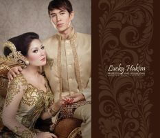 TRADITIONAL MAKE UP 3 by denysetiawan