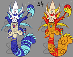 Grimagons +Adopts 1 Sale+ by iSapphirus