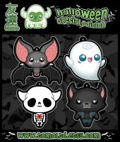 Halloween Special Edition Designs by TomodachiIsland