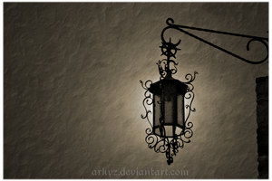 Street Lamp by Arkyz