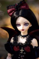 Gothic Princess by Aoi-kajin