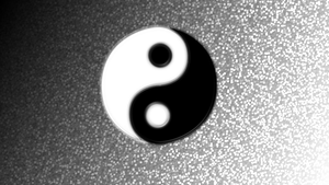 Yin And Yang by Metatality