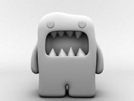 Domo-kun II by deaflux