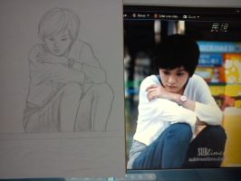 Gong Xi from Skip Beat - WIP + model by lapiNaru