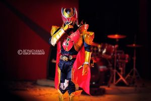 CLAS:H Cosplay Competition2 by ReyNathanael