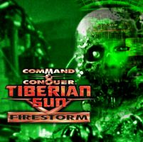 Command And Conquer Tiberian Sun: Firestorm Cover by BioCloneX