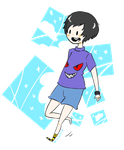 Floating Phil by Arikado12