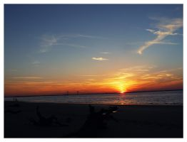 Jekyll Island Sunset 017 by sees2moons