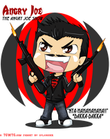 Kickassia: Angry Joe by sylvacoer