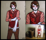 Ryan Ross by Twelfthgecko