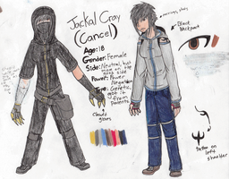 Jackal Cray Reference by Huytemen
