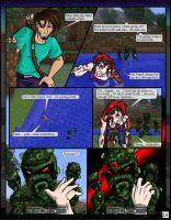 Minecraft: The Awakening Pg18 by TomBoy-Comics
