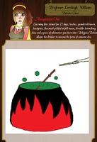 HSofRP Potions Assignment 1-Solrwyn Katia by Jaylin-Raven-100