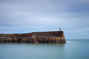 Clovelly Quay by Andyw01