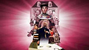 The Celestial Toymaker wallpaper by Hisi79
