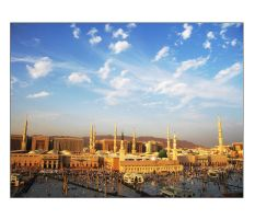 :: Prophet Mosque :: by DreeamyEyes