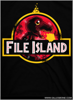 .File Island. by GBIllustrations