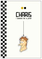 Charis the Pixelman by coclodo