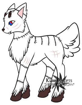 Undead Creature Adopt (CLOSED) by MixicleFH