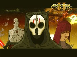 knights of the old republic 2 the sith lords by Amish56