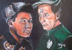Lister and Rimmer by Mazzi294