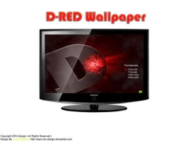 D-RED Wallpaper by DRX-Design