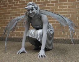 Gargoyle Transformation by Jadegreenjr