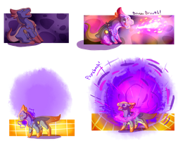 PKMNation ~ Payment for CollyWobblies by AuroraL1GHT