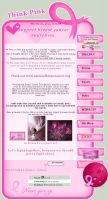 ThinkPink Install journal Skin by mxlove