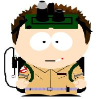 Ghostbusters southpark by rgbfan475