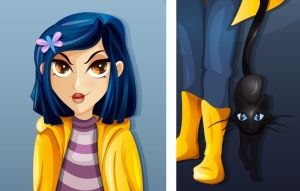 Coraline Details by yvaine2010