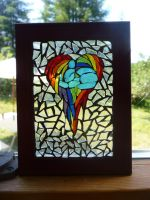 Rainbow Dash Tile by theneonbandit