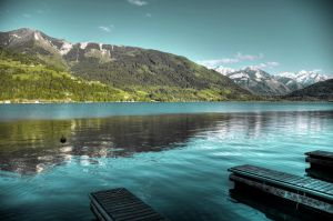Zell Am See Lake1 by bssomti13