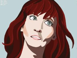 Project52.12: Florence + the Machine by mel--mel