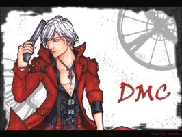 Dante from DMC by Yumek0