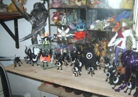 Army of PATAPONS by Legadema