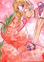 101 - strawberry fairy by oONorchenOo